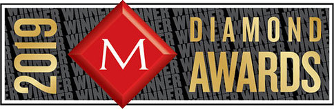 Midtown Magazines 2019 Best of Raleigh Diamond Awards - Gold Winner for Best Home Cleaning in Raleigh