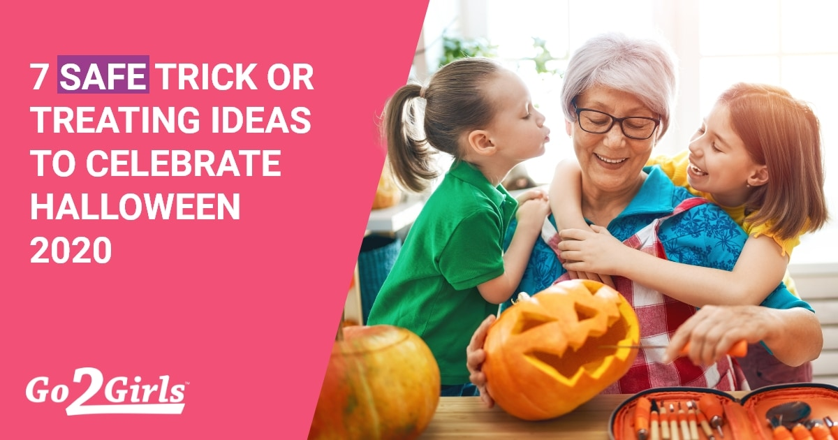 Safe Trick Or Treating Ideas To Celebrate Halloween